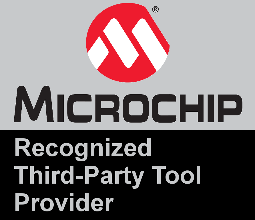 Microchip Recognized Third-Party Tool Provider